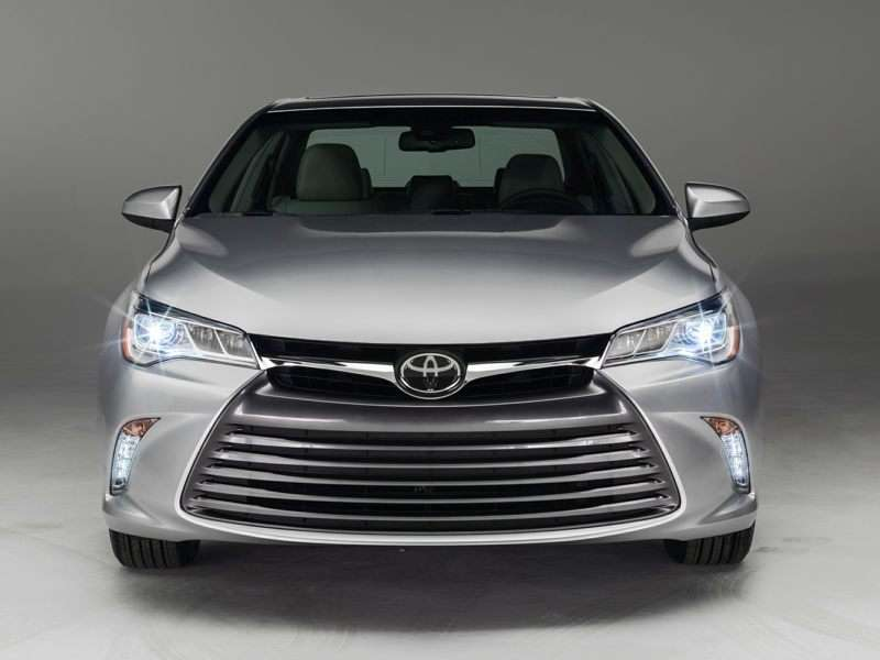 Research the 2017 Toyota Camry