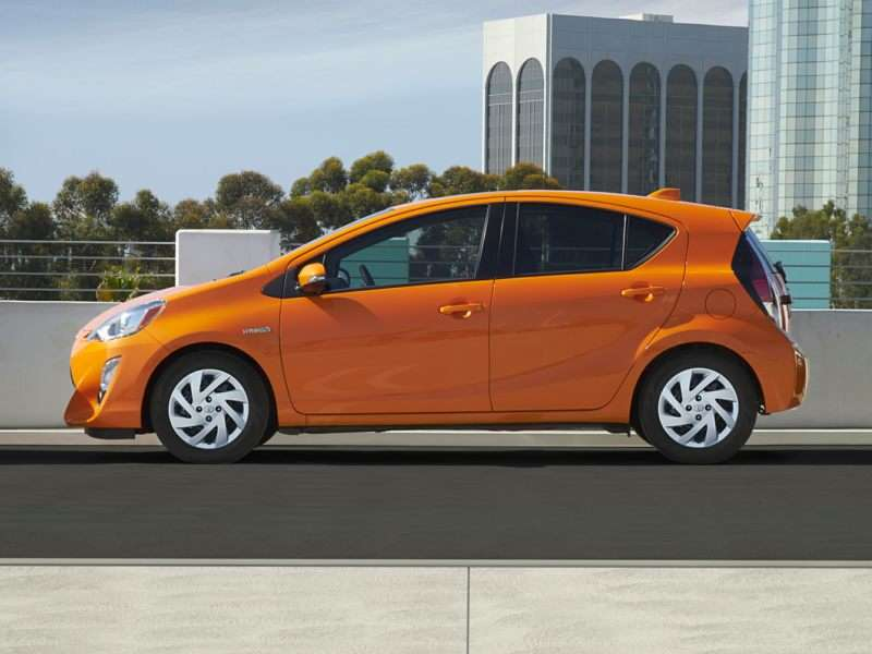 Research the 2017 Toyota Prius c