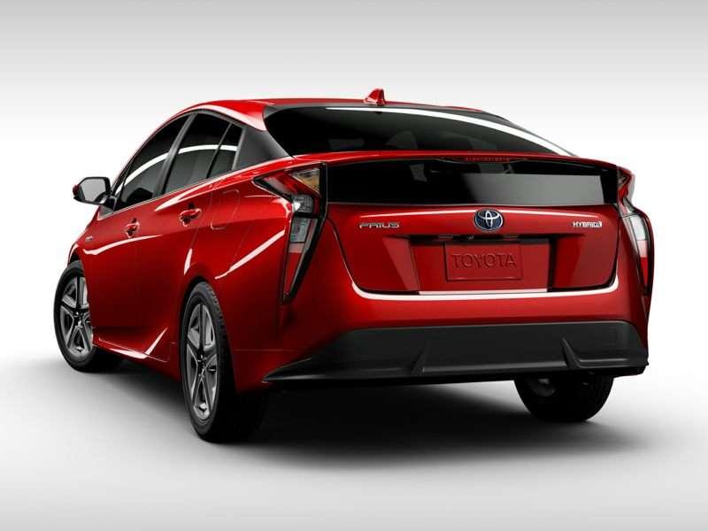 2017 Toyota Prius Two Eco FWD