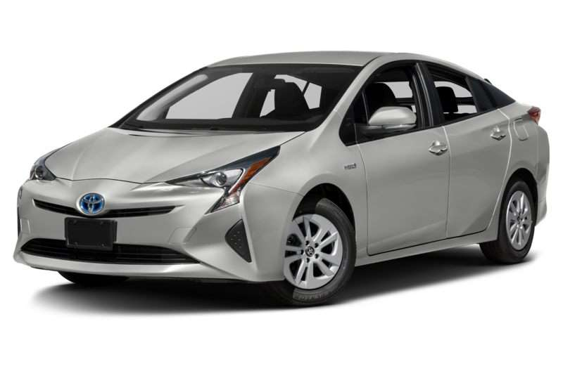 Research the 2017 Toyota Prius