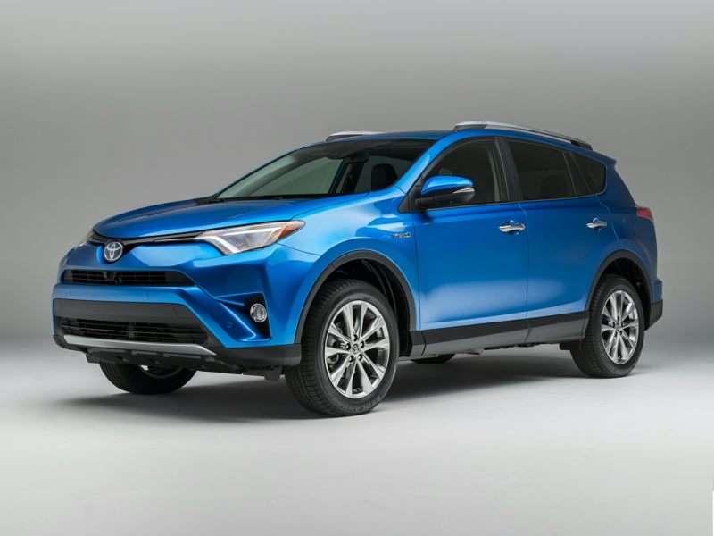 Research the 2017 Toyota RAV4 Hybrid
