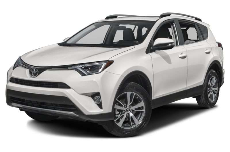 2017 Toyota RAV4 XLE FWD 4dr