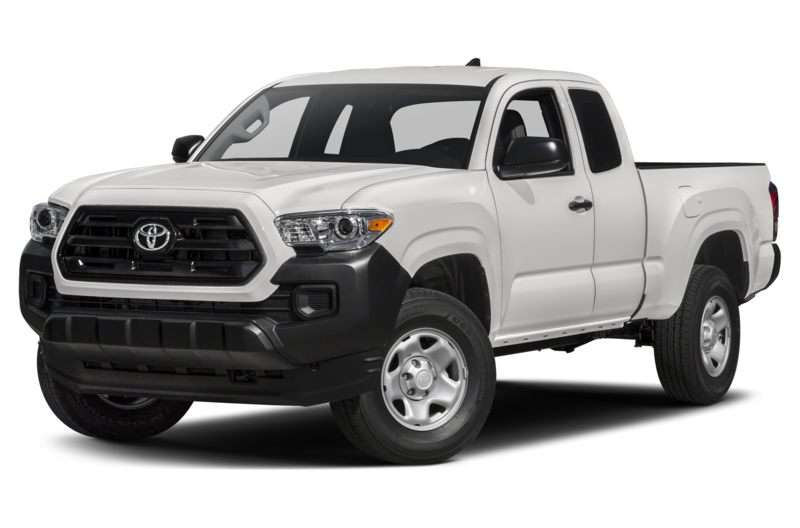 Research the 2017 Toyota Tacoma