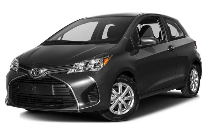 2017 Toyota Yaris LE (A4) 2dr