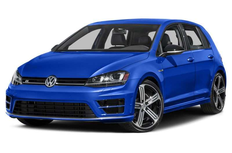 Research the 2017 Volkswagen Golf R