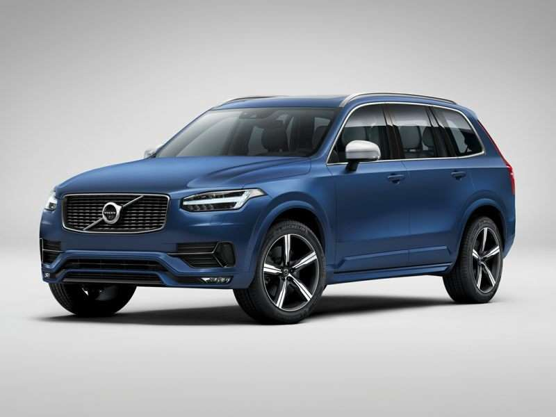 Research the 2017 Volvo XC90