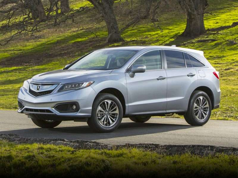Research the 2018 Acura RDX