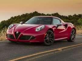 2018 Alfa Romeo 4C Base