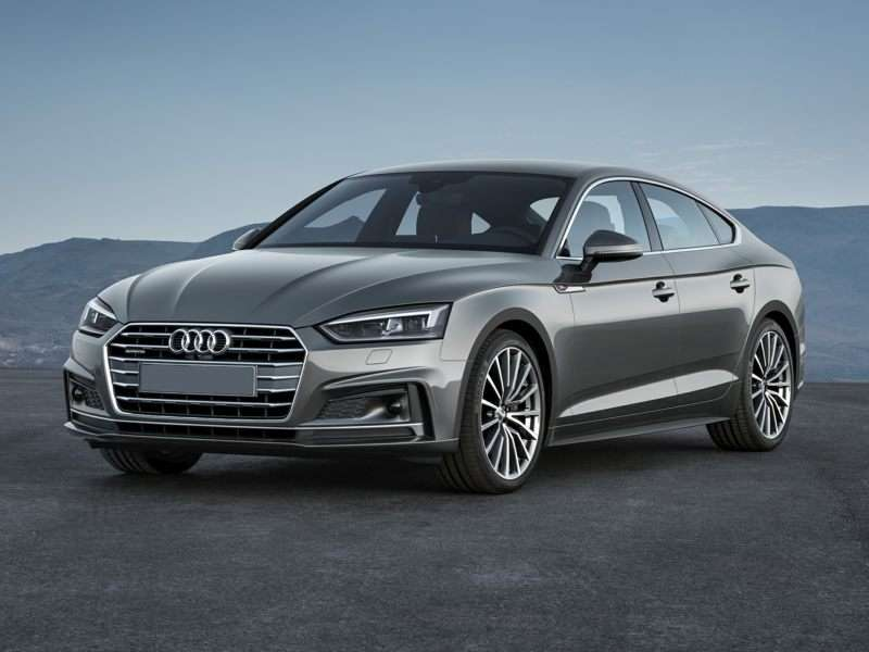 Research the 2018 Audi A5