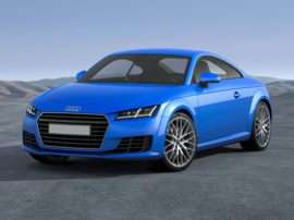 2018 Audi TT quattro Coupe