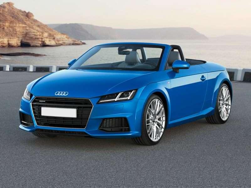 Research the 2018 Audi TT
