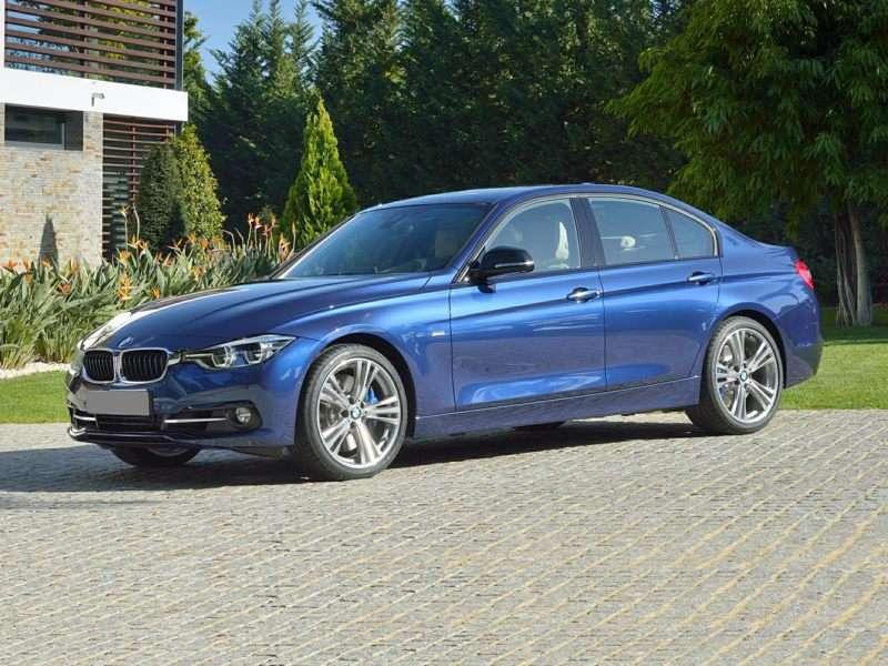 2018 BMW 320 RWD