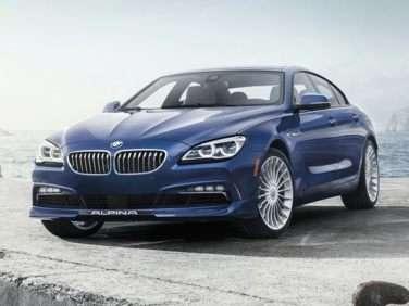 2018 BMW ALPINA B6 Gran Coupe