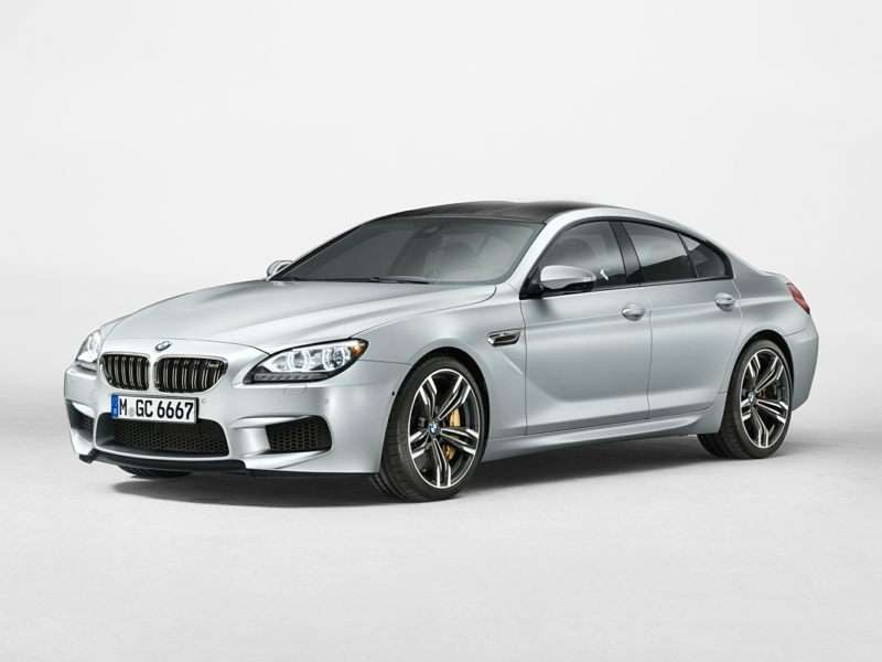 Research the 2018 BMW M6 Gran Coupe