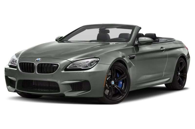 Research the 2018 BMW M6