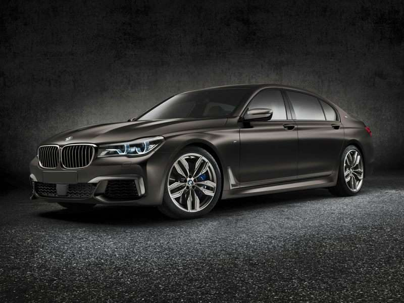 Research the 2018 BMW M760