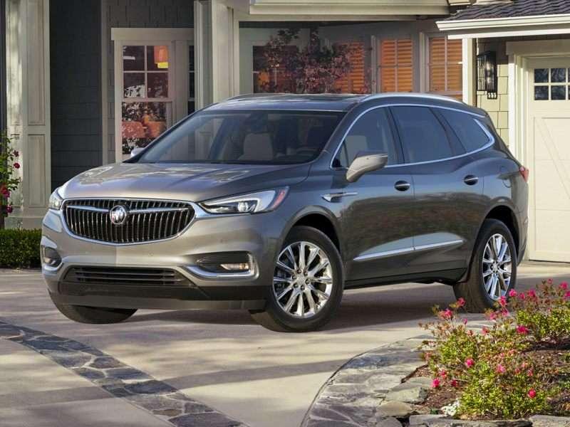 2018 Buick Enclave Premium AWD w/1SD