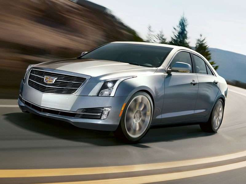 Research the 2018 Cadillac ATS