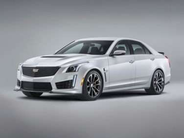 Research the 2018 Cadillac CTS-V