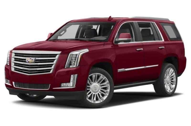 Research the 2018 Cadillac Escalade