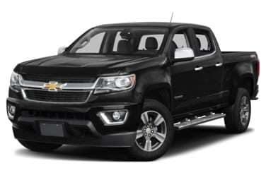 Research the 2018 Chevrolet Colorado