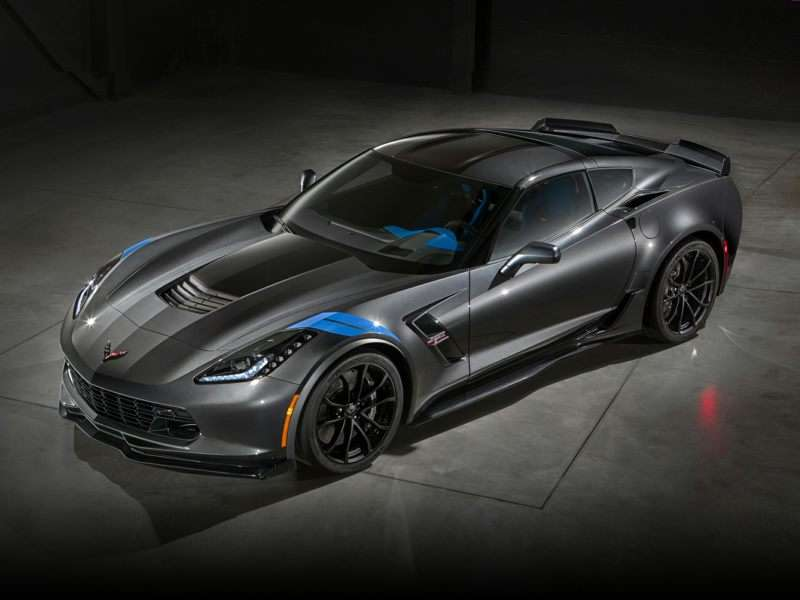 Research the 2018 Chevrolet Corvette