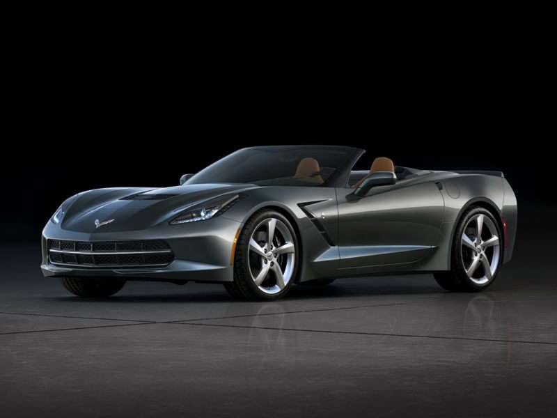2018 Chevrolet Corvette Stingray Convertible