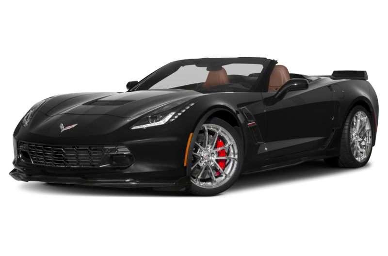 Research the 2018 Chevrolet Corvette