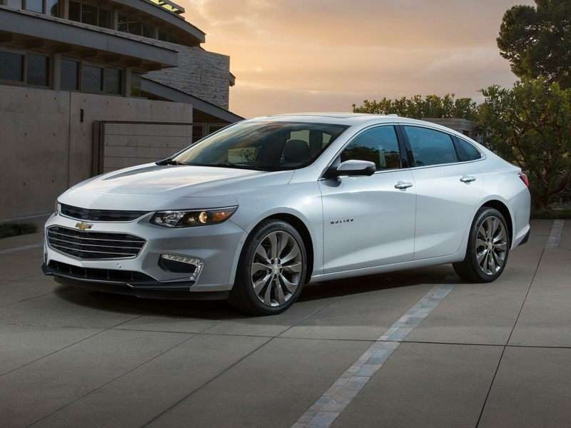 Research the 2018 Chevrolet Malibu