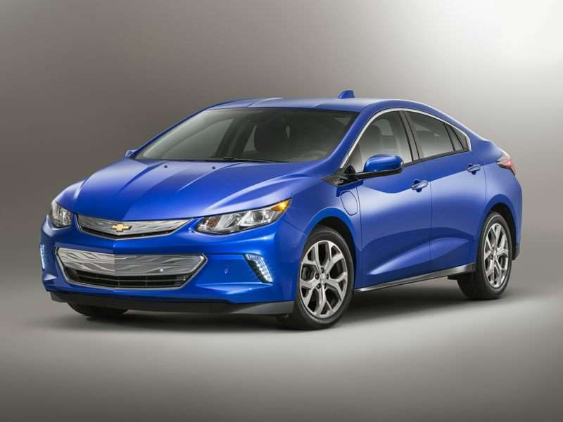Research the 2018 Chevrolet Volt