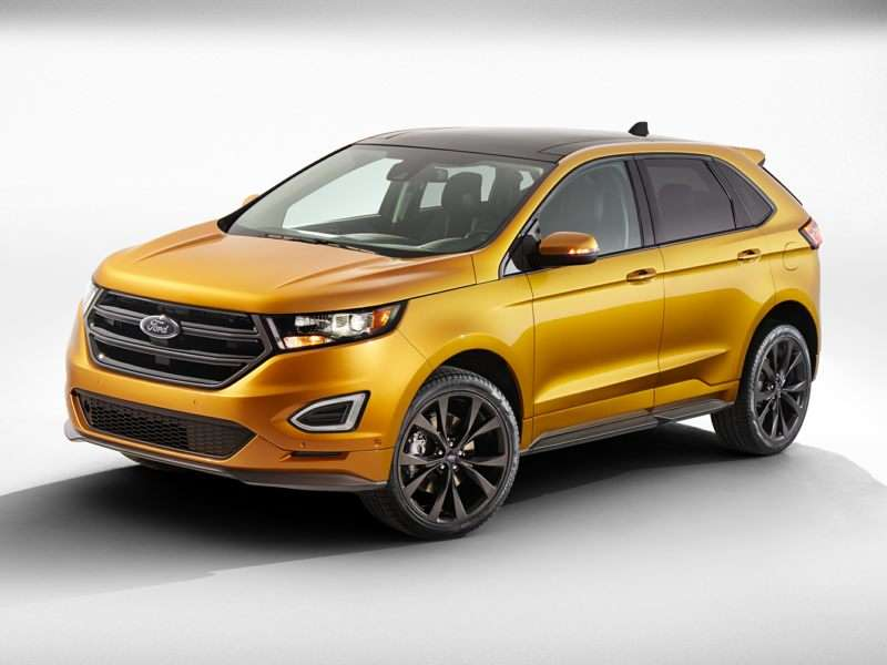 Research the 2018 Ford Edge