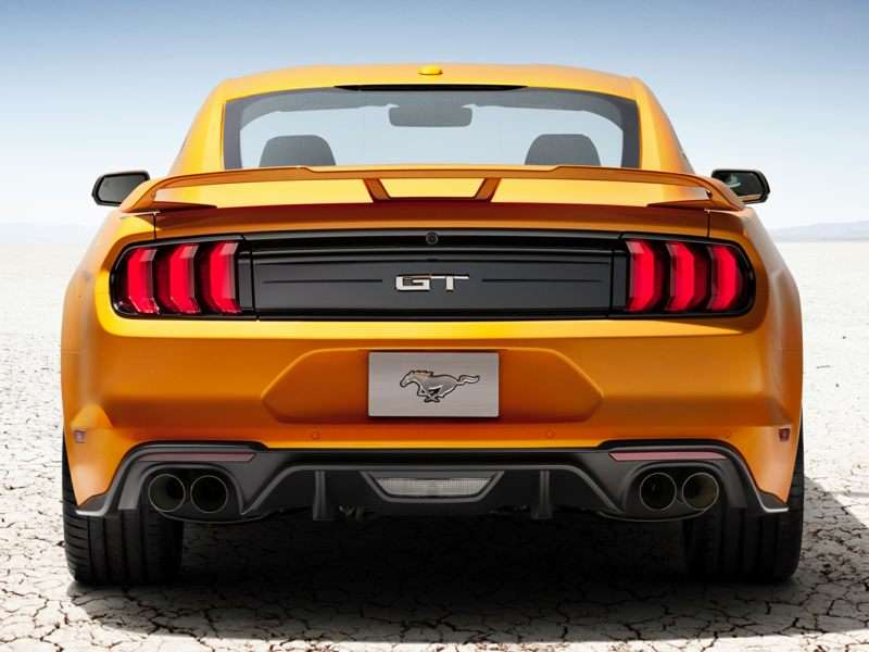 Research the 2018 Ford Mustang