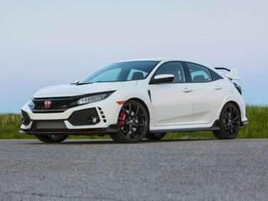 Research the 2018 Honda Civic Type R