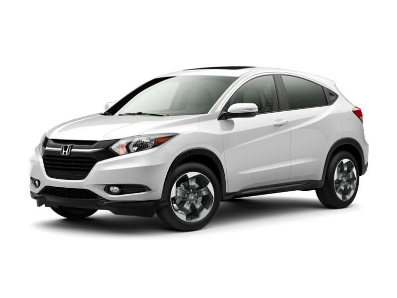 Research the 2018 Honda HR-V