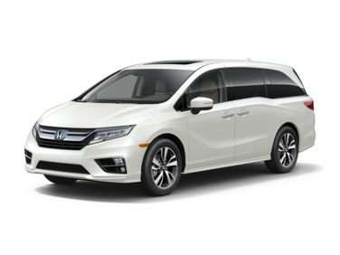 Research the 2018 Honda Odyssey