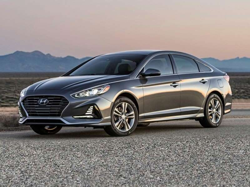 Research the 2018 Hyundai Sonata