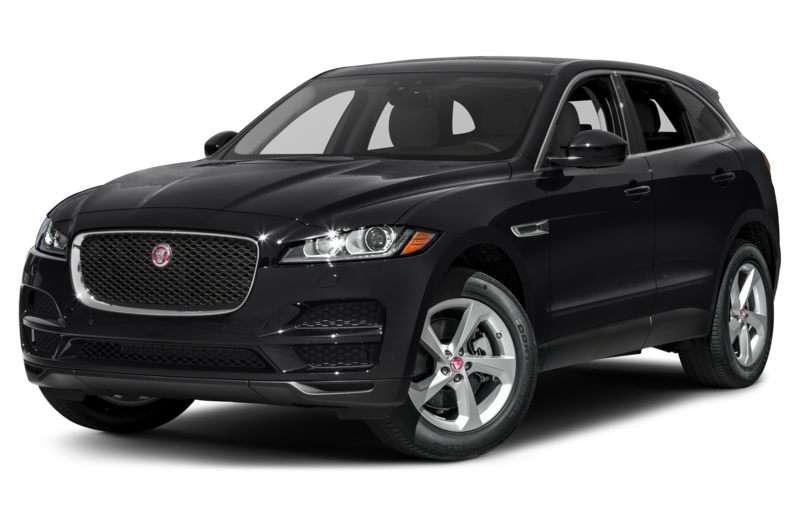 Research the 2018 Jaguar F-PACE