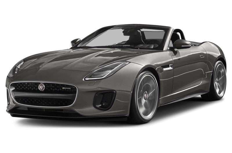 Research the 2018 Jaguar F-TYPE