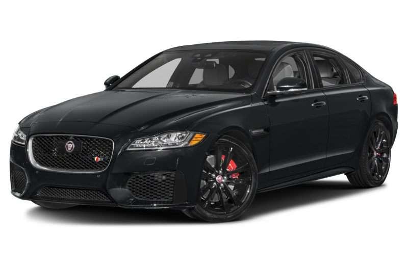 Research the 2018 Jaguar XF
