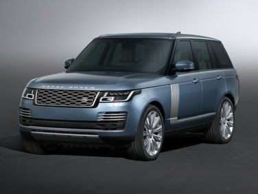 Research the 2018 Land Rover Range Rover