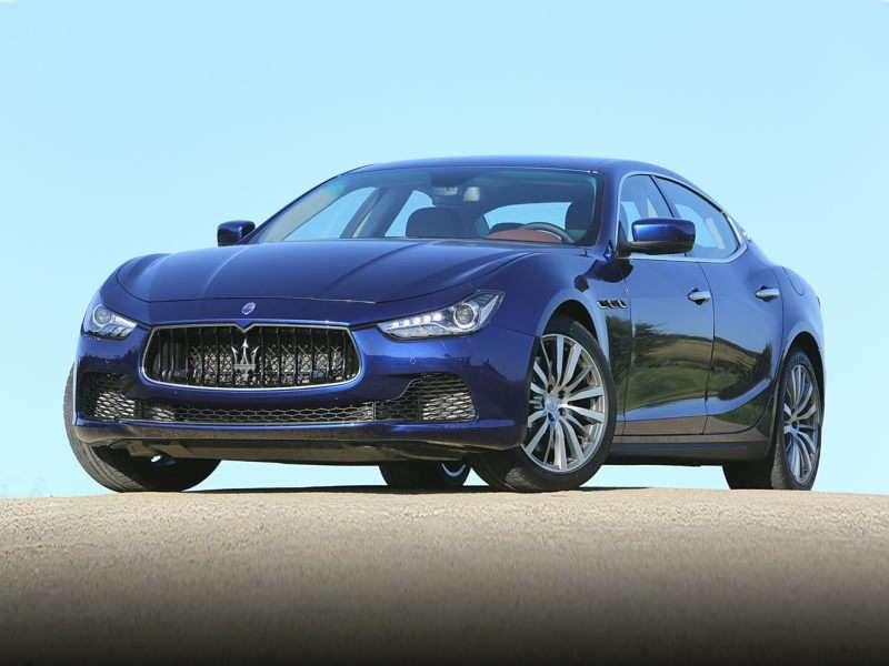 Research the 2018 Maserati Ghibli