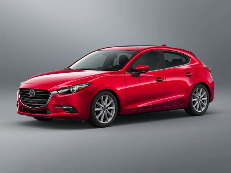 2018 Mazda Mazda3 Sport (A6) Hatchback