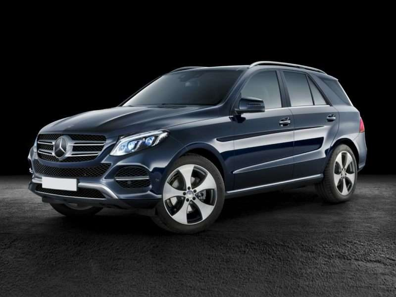 Research the 2018 Mercedes-Benz GLE 350