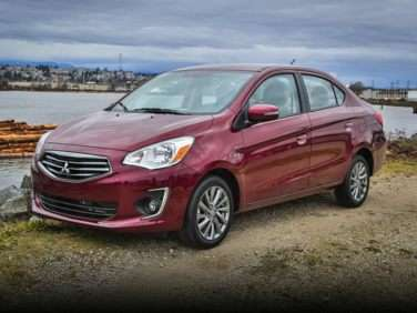 Research the 2018 Mitsubishi Mirage G4