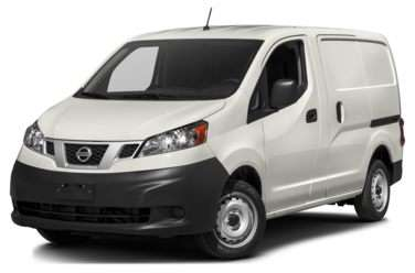 Research the 2018 Nissan NV200