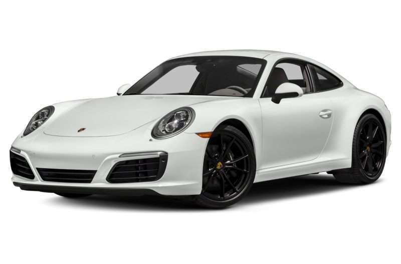 Research the 2018 Porsche 911