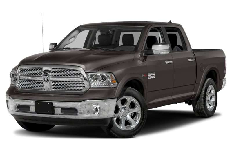 Research the 2018 RAM 1500