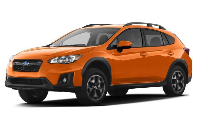 Research the 2018 Subaru Crosstrek