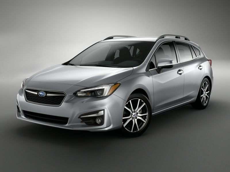 Research the 2018 Subaru Impreza
