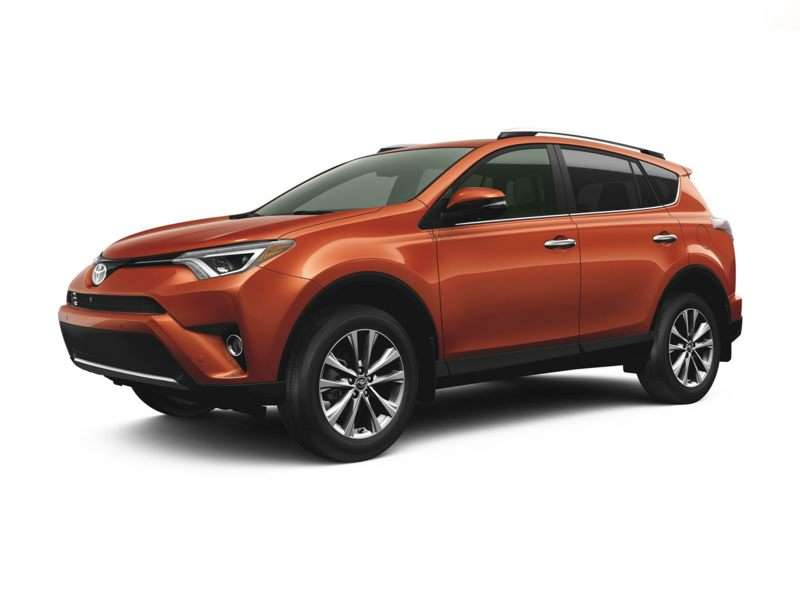Research the 2018 Toyota RAV4